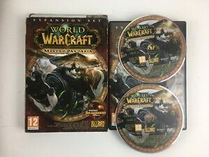 PC-DVD-ROM-World-of-Warcraft-Nebel-Von-Pandaria-Expansion-Set