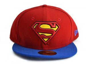 Caricamento dell immagine in corso Cappello-da-baseball-New-Era-rosso- superman-rosso- 34cb03ad4fee