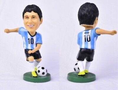 Argentina #10 NEW OPEN BOX Lionel Messi World Cup Bobblehead