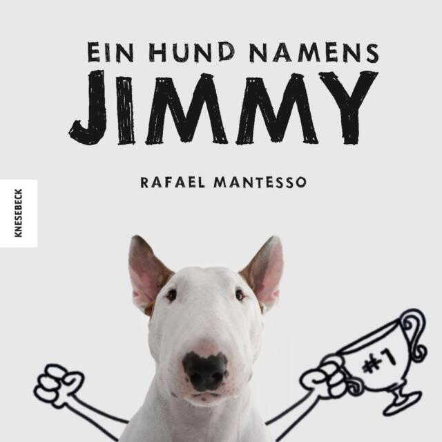 Ein Hund namens Jimmy von Rafael Mantesso (2015, Gebundene Ausgabe)