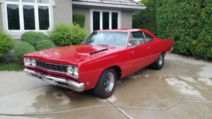 1968 Plymouth Road Runner Coupe - REDUCED!