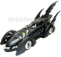 Hot Wheels Bly43 1995 Batman Forever Batmobile 1/18 Diecast Model Car Black