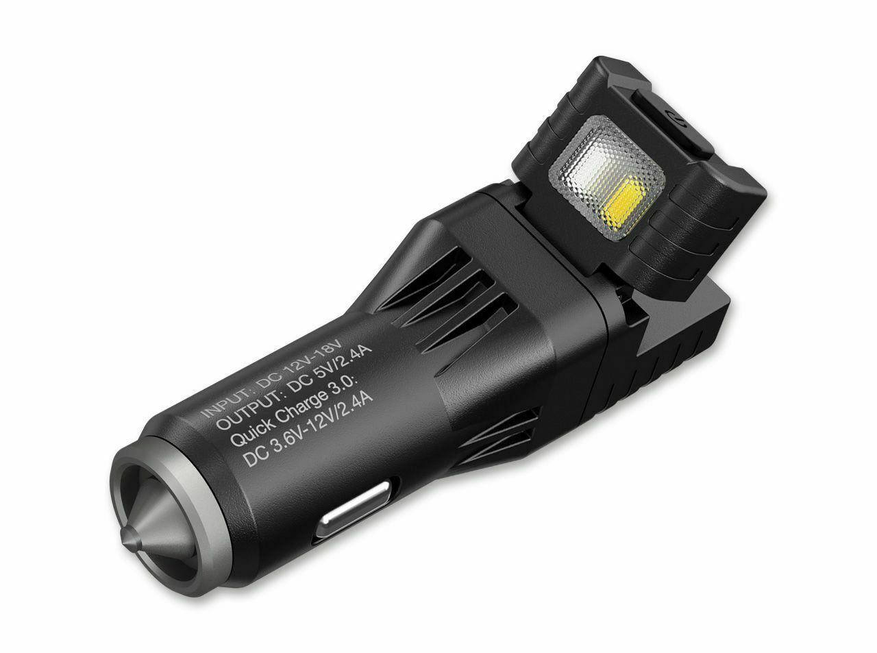 Nitecore vcl10 All-in-one charger & Ni-Glo S-MARKER