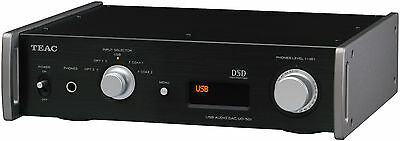 TEAC UD501 UD 501 CONVERTER DAC USB OPT-COAX DUAL MONOAURAL BLACK OFFER