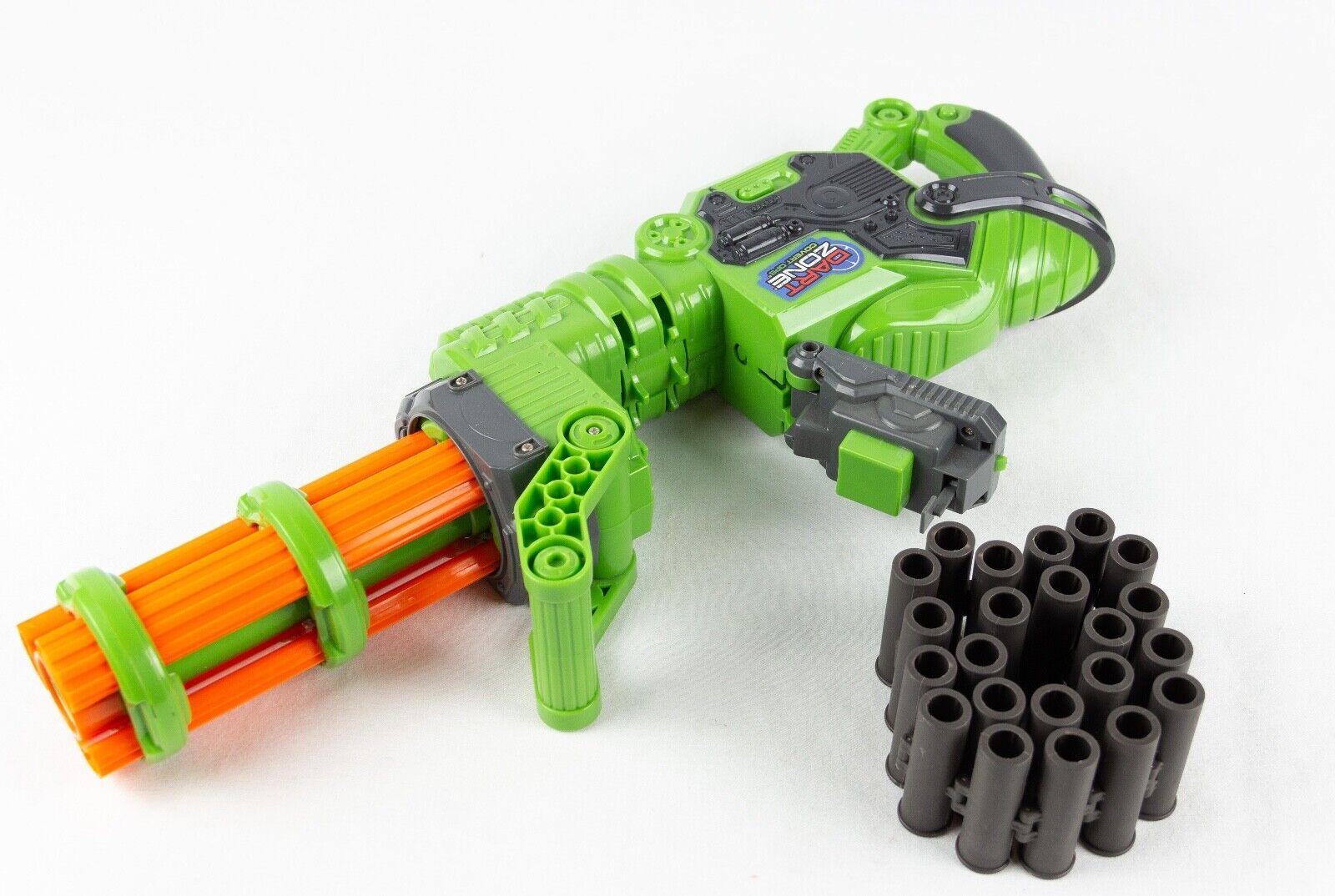 Adventure Force Dart Zone Covert Ops Toy Machine Gun Gatling