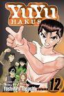 YuYu Hakusho Volume 12 by Yoshihiro Togashi