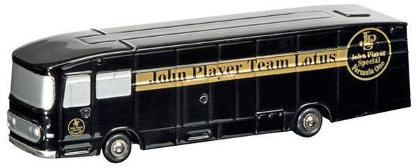 01627 Schuco piccolo 1 90 SMTC Lotus Renntransporter John Player Special