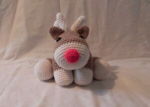 Didi the little reindeer amigurumi pattern - Amigurumipatterns.net | 214x300