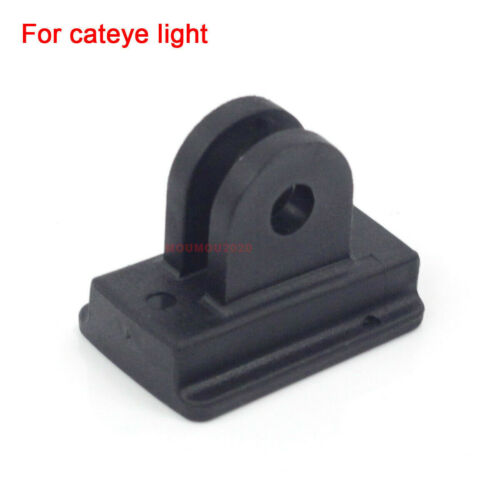 Headlight Mount Light Holder For Cateye Niterider Gaciron fit Computer Mount