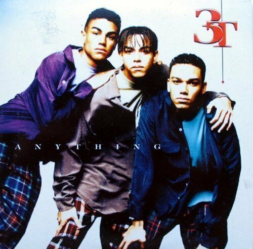 3T Anything/What will it take (1995/96, cardsleeve) [Maxi-CD]