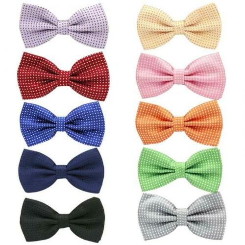 Girls Hair Bow Colorful Bow Tie For Men Boys Bow tie Pre-tied Bow tie Rainbow Bow Tie Bow Ties for boys Colorful Bow Tie