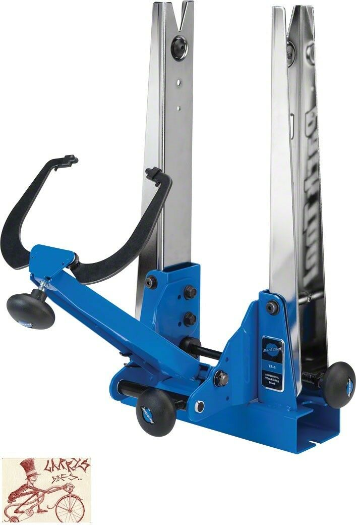PARK TOOL TS-4 PROFESSION BICYCLE WHEEL TRUING STAND