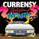 Weekend at Burnie's [PA] by Curren$y (CD, Jun-2011, Warner Bros.)