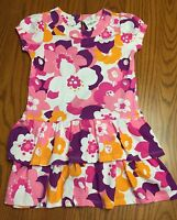 Gymboree 7 Floral Outlet Exclusive Dress Everyday Favorites Pink