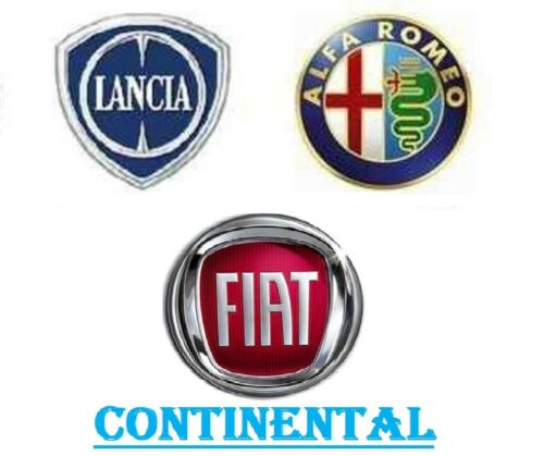 CODICE SBLOCCO AUTORADIO CONTINENTAL FIAT JEEP PEUGEOT CITROËN RADIO CODE UNLOCK