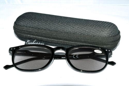 Men Women Sun Reading Sunglasses Near Vision Strength Eye wear Eyeglass New