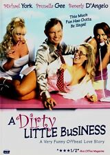A Dirty Little Business (DVD) Michael York, Beverly D'Angelo Romantic Comedy