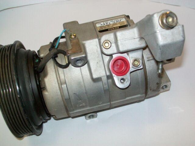 AC Compressor Fits Acura MDX  Honda Odyssey /& Pilot 77342 Used