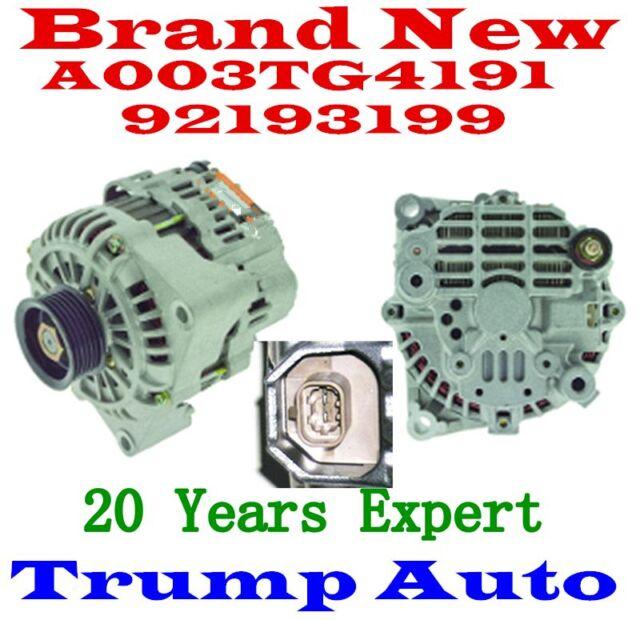 Alternator for Holden Statesman WM VE V8 engine L98 6.0L Petrol 06-13