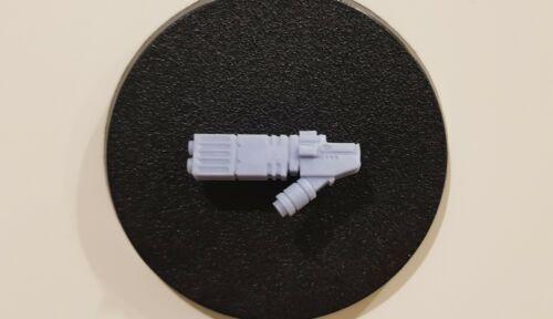 1x Tau Empire Fusion Blaster Weapon for Commander Crisis Suit Hazard 40k