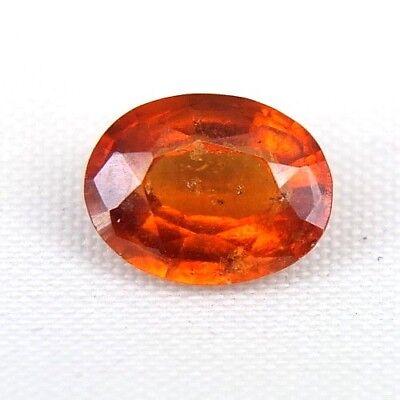 WohltäTig Top Hessonite : 1,41 Ct Natürlicher Hessonit Granat Aus Ceylon