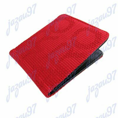 JDM BRIDE Seat Gradation Wallet Custom Leather Racing Seat Super Cool