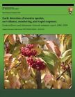 Early Detection of Invasive Species; Surveillance, Monitoring, and Rapid Response: Eastern Rivers and Mountains Network Summary Report 2008?2009 by Jennifer Stingelin Keefer (Paperback / softback, 2013)