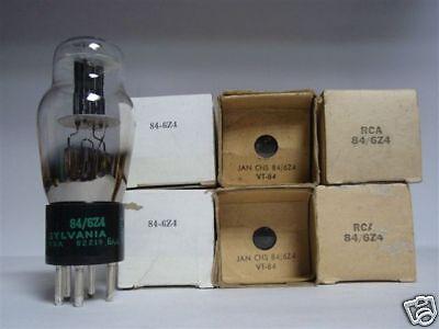 RC26 MIXED BRAD TUBE 6AH4GT TUBE NOS // NIB 6AH4 TUBE
