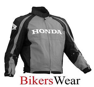 Image Is Loading Joe Rocket HONDA CBR Textile Waterproof Motorcycle Jacket