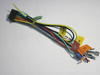 Pioneer Avh-x1600dvd Wire Harness A