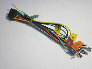 pioneer avh x4600bt wire harness new a image is loading pioneer avh x4600bt wire harness new a
