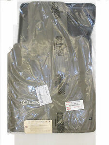 Lexus Oem Factory 4pc Floor Mat Set 1997 2000 Ls400 Ivory Pt208 50980 08 Ebay