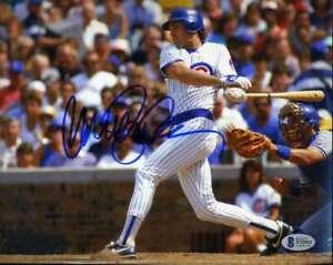 Ryne-Sandberg-BAS-Beckett-Coa-Autograph-Hand-Signed-8X10-Cubs-Photo