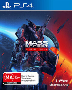 Mass Effect Legendary Edition PS4 Game NEW PREORDER 14/5