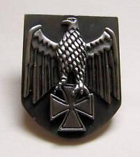 PIN Reichsadler Wehrmacht Stahlhelmabzeichen *** P-304