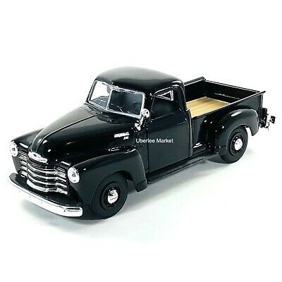 Maisto 31952 1950 Chevrolet 3100 Pick Up Truck 1:25 Black