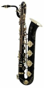 Selmer-Paris-Model-55AFJBL-Series-II-Baritone-Saxophone-Black-Lacquer-BRAND-NEW