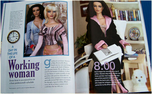 High Style Magazine 2006 Grand Finale Tonner Dolls /& Fashions Tyler Wentworth