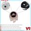 miniatura 2 - Visiera Casco 3 Bottoni Bubble a Bolla Occhiale Universale Cafe Racer Custom