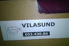 Ikea - Housse de canapé VILASUND convertible / méridienne, Dansbo parme