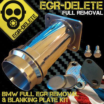 BMW E90 318D 320D E61 520d E87 118D 120D E83 X3 EGR REMOVAL KIT BLANKING BYPASS
