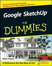 Google SketchUp For Dummies, Good Books