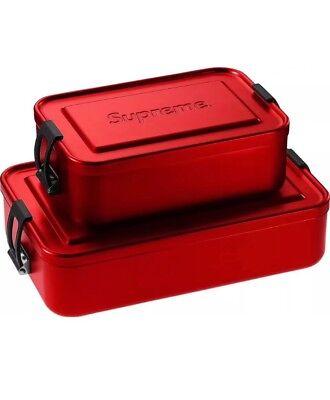 Supreme SIGG Large Storage Box SS18