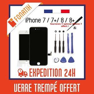 ECRAN-LCD-IPHONE-7-7-PLUS-8-8-PLUS-NOIR-BLANC-VITRE-TACTILE-SUR-CHASSIS