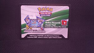 Pokemon Greninja GX SM197 Detective Pikachu Case File Online Promo Code Card!