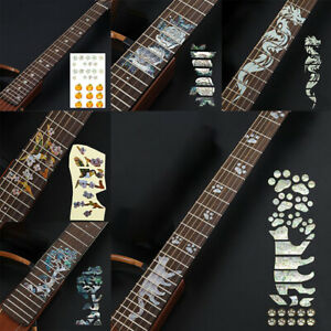 Guitar-Fingerboard-Fretboard-Stickers-PVC-Decals-Decoration-For-Guitar-YK