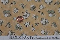 block Party (c) Thimbleberries Cotton Quilt Fabric By The Yard For Rjr