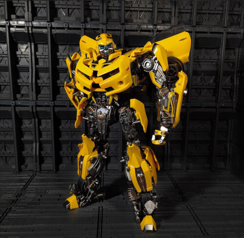 Weijiang MPM03 Oversize Alloy Bumblebee Deformation Robot Action Figure 11inch