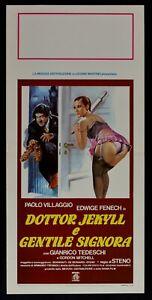 Plakat-Dr-Jekyll-E-Gentle-Lady-Edwige-Fenech-Dorf-Paolo-N34