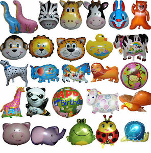 Image Is Loading ANIMAL BALLOON ZOOTOPIA THEME BIRTHDAY PARTY BAG GIFT
